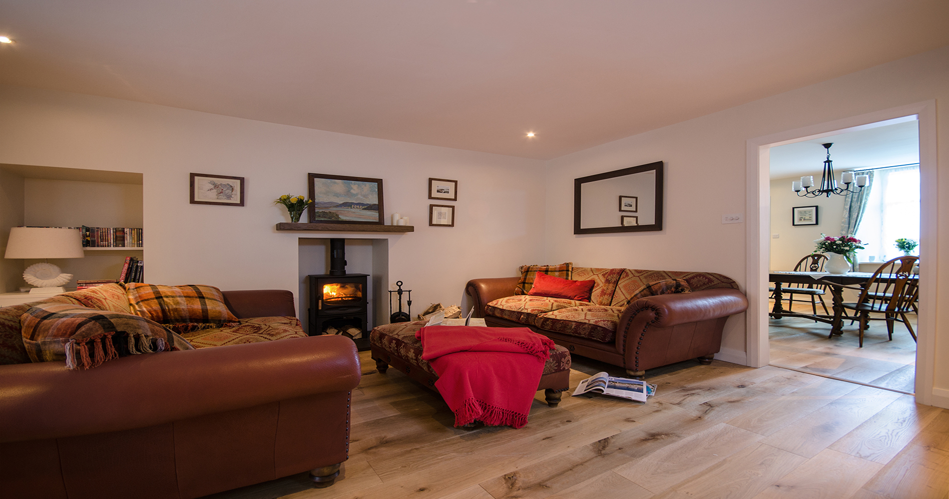 HOLIDAY RENTAL IN BEAUTIFUL CONWY